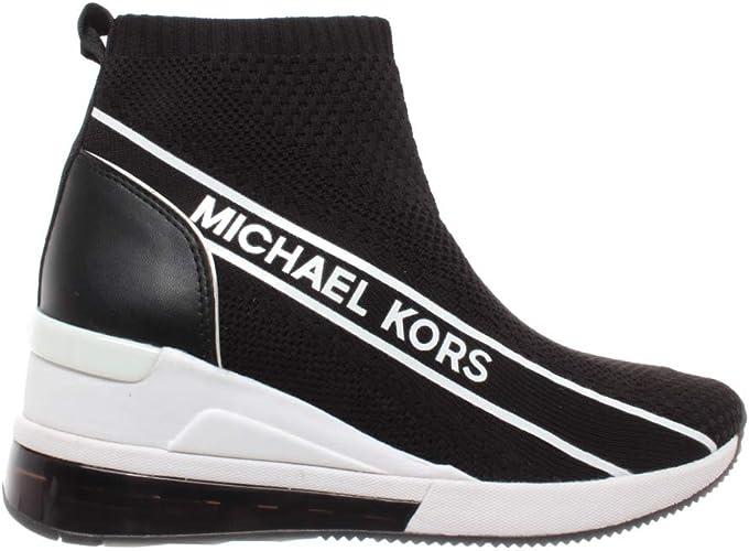 michael kors skyler sneaker bootie