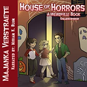 House of Horrors Audiobook