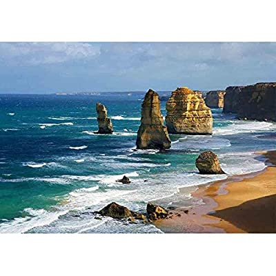 Fascinating Portrait, Dramatic Beautiful 12 Apostles in Australia, Made With Top Quality