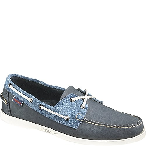 Sebago Shoe Boat Navy Men's Spinnaker Canvas BwBqrOf6Wx