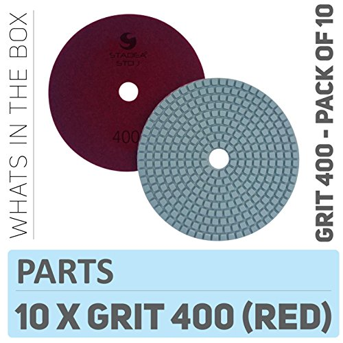 Stadea PPW256D Diamond Polishing Pads 5