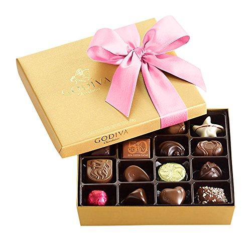 Chocolatier Assorted Chocolate Gourmet Chocolates