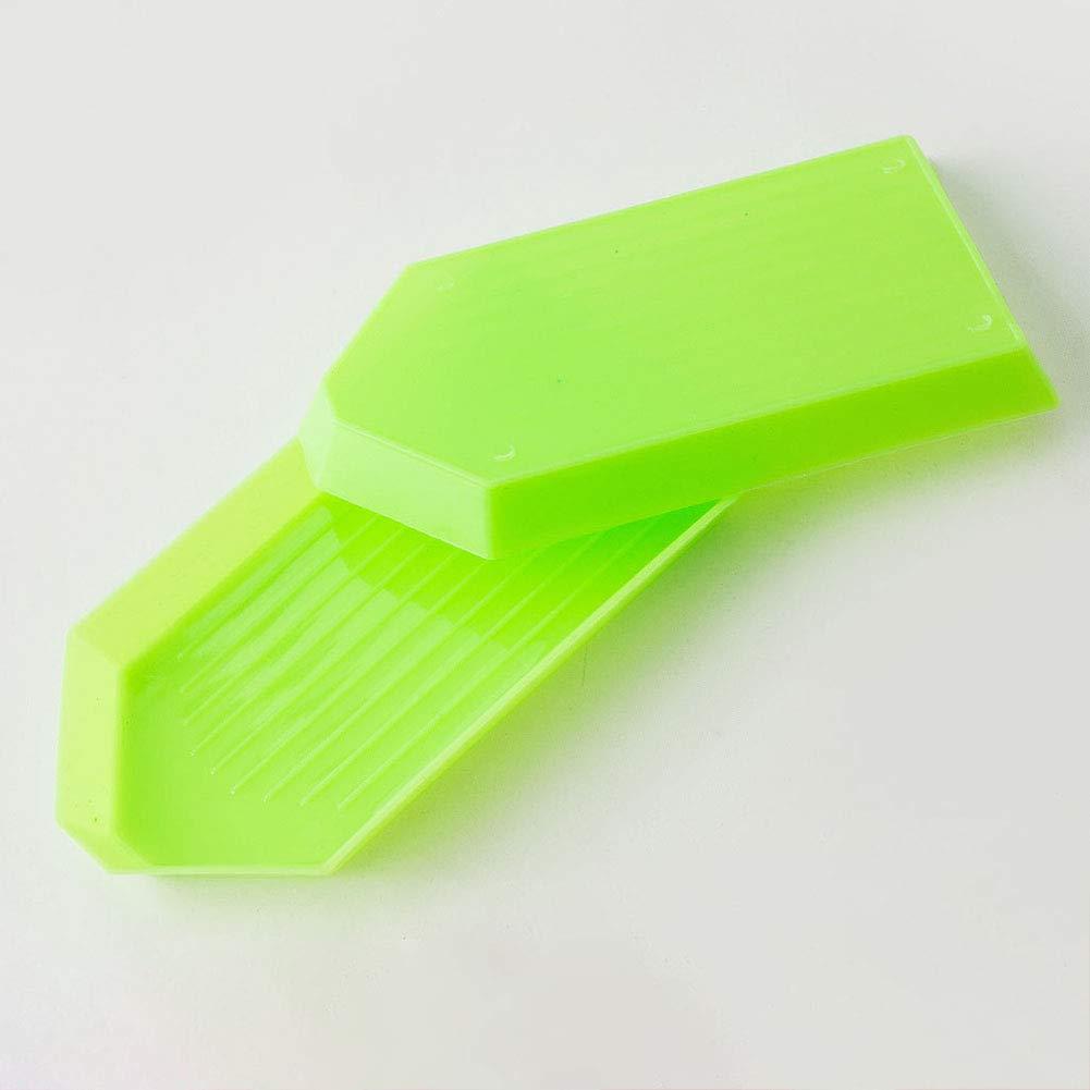 Academyus 10Pcs/Set Diamond Painting DIY Tool Kits Dual-Head Pens Plastic Tray Glue Mud by Academyus (Image #5)