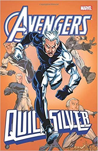 Book Avengers: Quicksilver by Tom Peyer (2015-03-31)