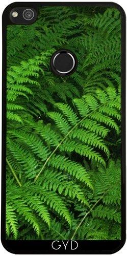 Funda de silicona para Huawei P8 Lite 2017 - Helechos by hera56