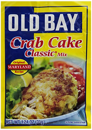 Old Bay Crab Cake Classic, 1.24 oz Chesapeake Bay Crab Cake Recipe