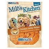 Milo's Kitchen Dog Treats Chicken Jerky