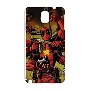 Cool-benz Red T.N.T Nosiod 3D Phone Case for Samsung Galaxy Note3
