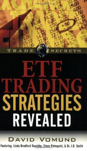 ETF Trading Strategies Revealed (Trade Secrets (Marketplace Books)) by David Vomund (2006-10-17)