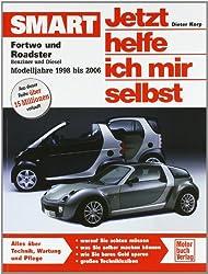 Smart Fortwo und Roadster. Jetzt helfe ich mir selbst: Benziner und Diesel. Modelljahre 1998 bis 2006