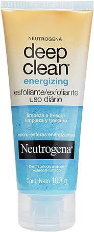 Esfoliante Energizing Deep Clean, Neutrogena, 100g