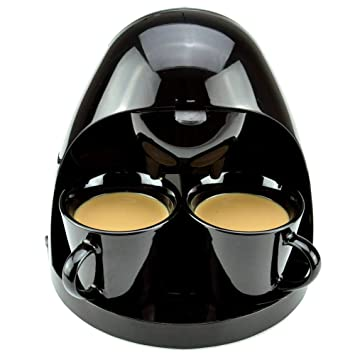 La máquina de café Americana Tipo Goteo automática de Pareja, té de la Oficina en