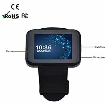 Reloj Inteligente Bluetooth Deportivo de Pulsera con Control ...