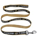 Pets First Missouri Tigers Sports Team Logo Pet Dog Training Collar Leash