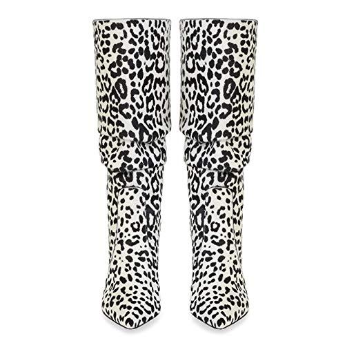 bianchi High 44 Stivali High Lz da Heels Heel donna bianchi RzwdCqF