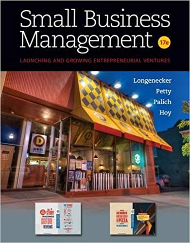 Book Small Business Management