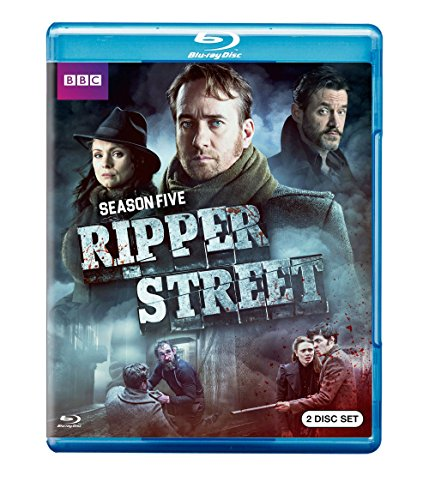 Ripper Street: Season Five [Blu-ray] (Seasons Four Slipcovers)