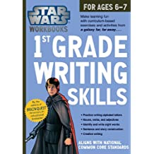 Star Wars Workbook: 1st Grade Writing Skills (Star Wars Workbooks)