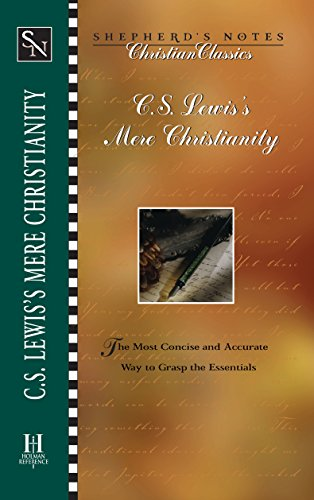 C.S. Lewis's Mere Christianity (Shepherd's Notes) (English Edition)