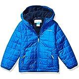 Columbia Boys Rugged Ridge Sherpa Full Zip Jacket, Winter Fleece