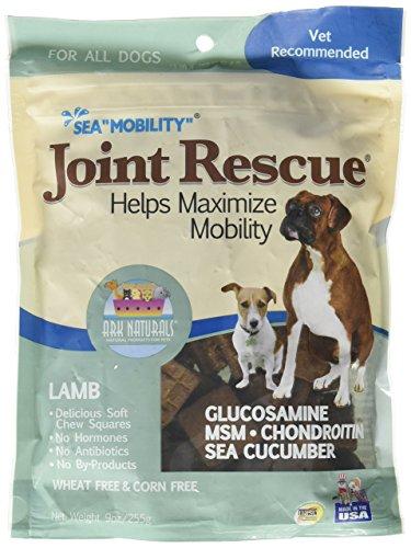 (Ark Naturals Sea Mobility Lamb Jerky Sticks 9 oz)
