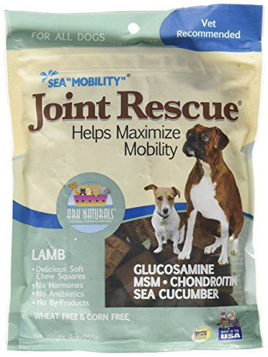 Ark Naturals Sea Mobility Lamb Jerky Sticks 9 (Dog Sea Mobility)