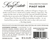 King Estate Winery Pinot Noir Signature, 750 Ml