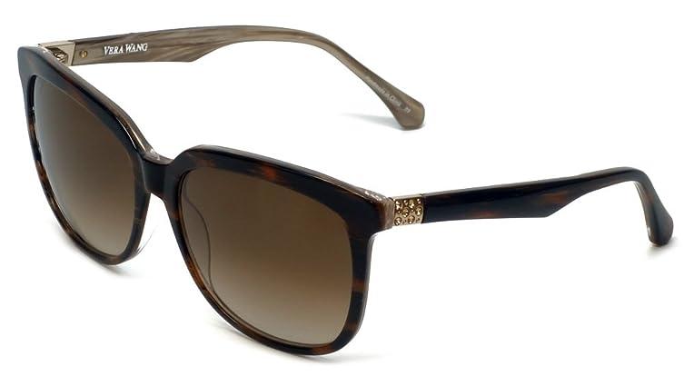 Vera Wang Sonnenbrille V426Horn 56MM Ypn4Xd