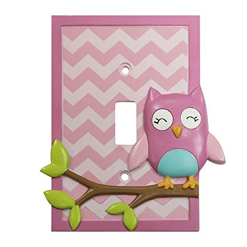 Koala Baby Owl Switch Plate Cover by Koala Baby