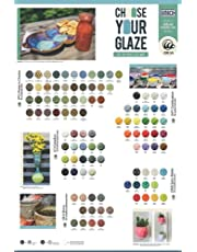 Amaco High Fire Glaze Notebook: - 110 Pages, In Lines, 6 x 9 Inches