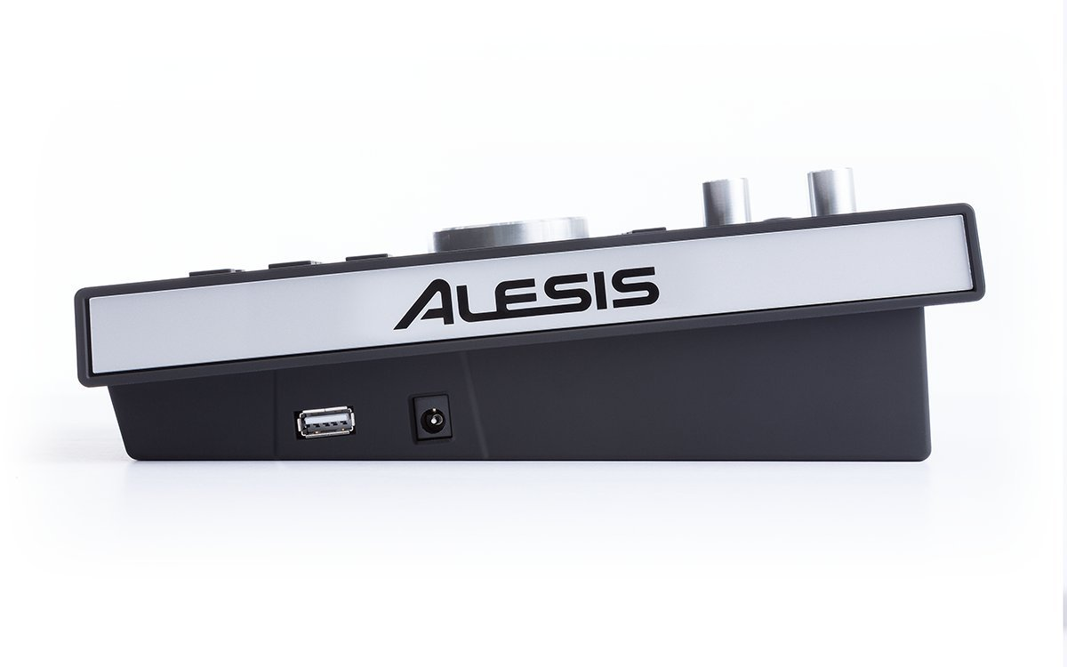 Alesis Command Kit   Eight-Piece Electronic Drum Set with Mesh Snare and Mesh Kick and USB Port for User-Loaded Samples by Alesis (Image #5)