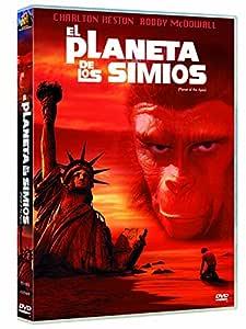 El Planeta De Los Simios - Versión 1968 [DVD]