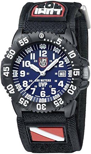 Luminox Navy Seal Compass Reloj para hombres Aguja de tritio