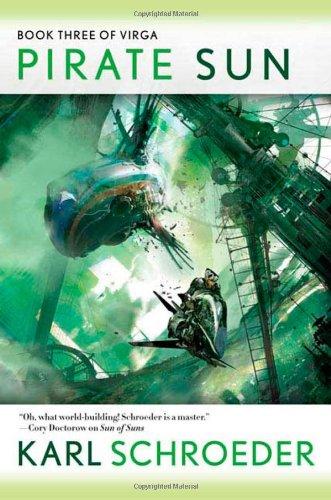 Read Online Pirate Sun: Book Three of Virga pdf epub