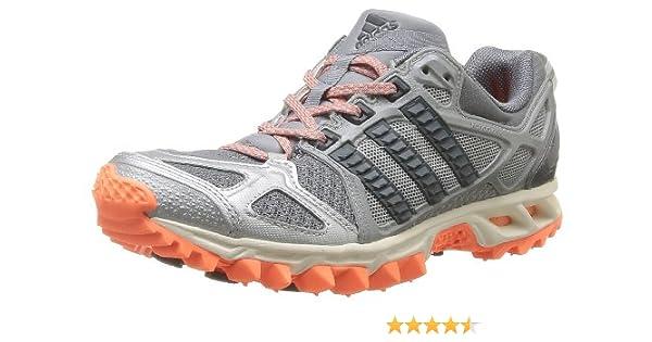 adidas Kanadia TR 6 D66511 - Zapatos para Correr para Mujer, Color Gris, Talla 42 2/3: Amazon.es: Zapatos y complementos