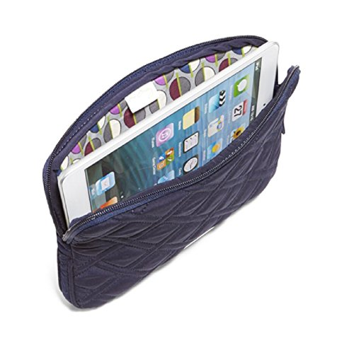 Vera Bradley E-Reader Sleeve in Classic Navy, 14484-219