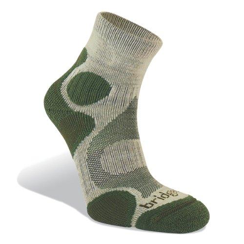 sage Stone Para Senderismo De Y Running Green Coolfusion Calcetines Bridgedale Mujer q8Y7zz