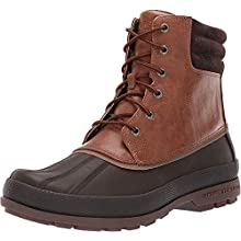 Sperry Mens Cold Bay Boot Boots, Tan/Brown, 11.5