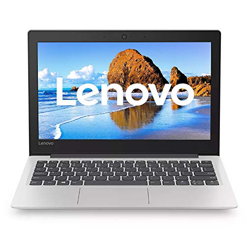 "Lenovo 130S-11IGM 11.6"" HD Laptop, Intel Celeron N4000, 4GB RAM, 64GB eMMC, 1-Year Office 365, Windows 10 in S Model - Gray"