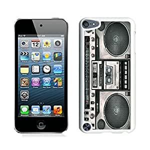 Elite Case for Apple ipod Touch 5,Boombox ipod touch 5 Case White Cover 3