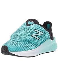 New Balance Girls Fast V1 Fresh Foam Hook and Loop Running Shoe