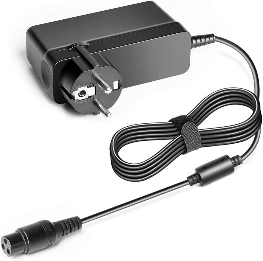 KFD - Cargador eléctrico de 24 V para Razor E100, E125, E150, E175, E200, E300, PR200, E225S, E325S, Razor MX350 MX400