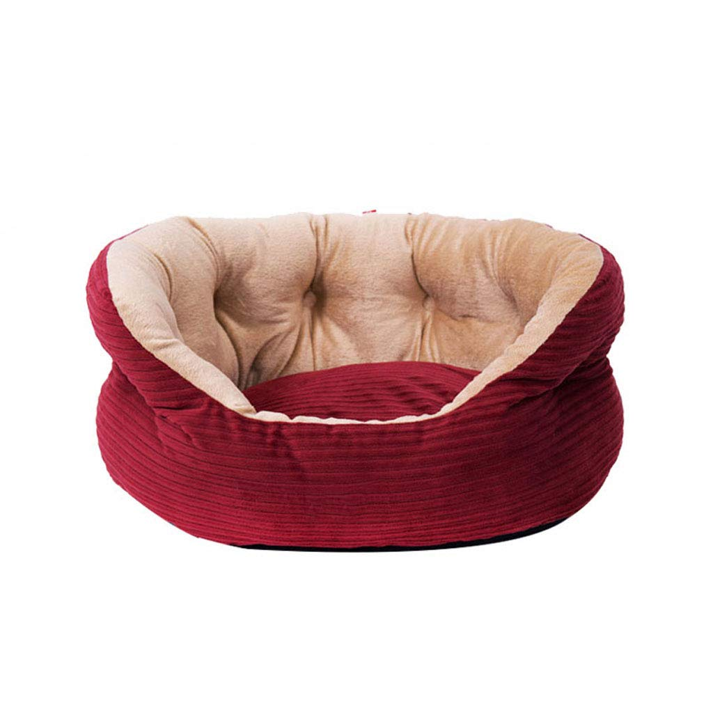 LITING Kennel Small Dog Pet Nest Puppy Bed Dog House Dog Cat Four Seasons Universal