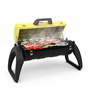 SUN HUIJIE Household Large Charcoal Hibachi-Style