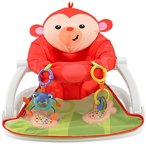 Price comparison product image Fisher-Price Deluxe Sit-Me-Up Floor Seat