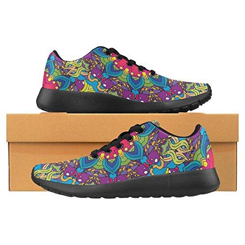 Sneaker Da Running Jogging Leggera Da Uomo Dinteresse Easy Go Casual Casual Sport Running Da Corsa Multi 15