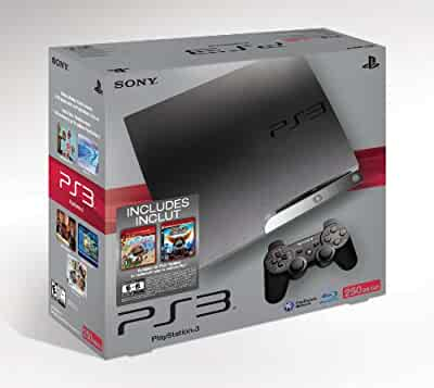 Amazon.com: PlayStation 3 250GB System with LittleBigPlanet ...