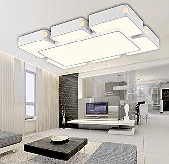 Zhangyong Warme Led Lampe Wohnzimmer Minimalistisch Modern Creative