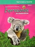 Houghton Mifflin Harcourt Math Expression Spanish, HOUGHTON MIFFLIN HARCOURT, 0547388861