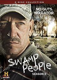 Swamp People: Season 3 [DVD]
